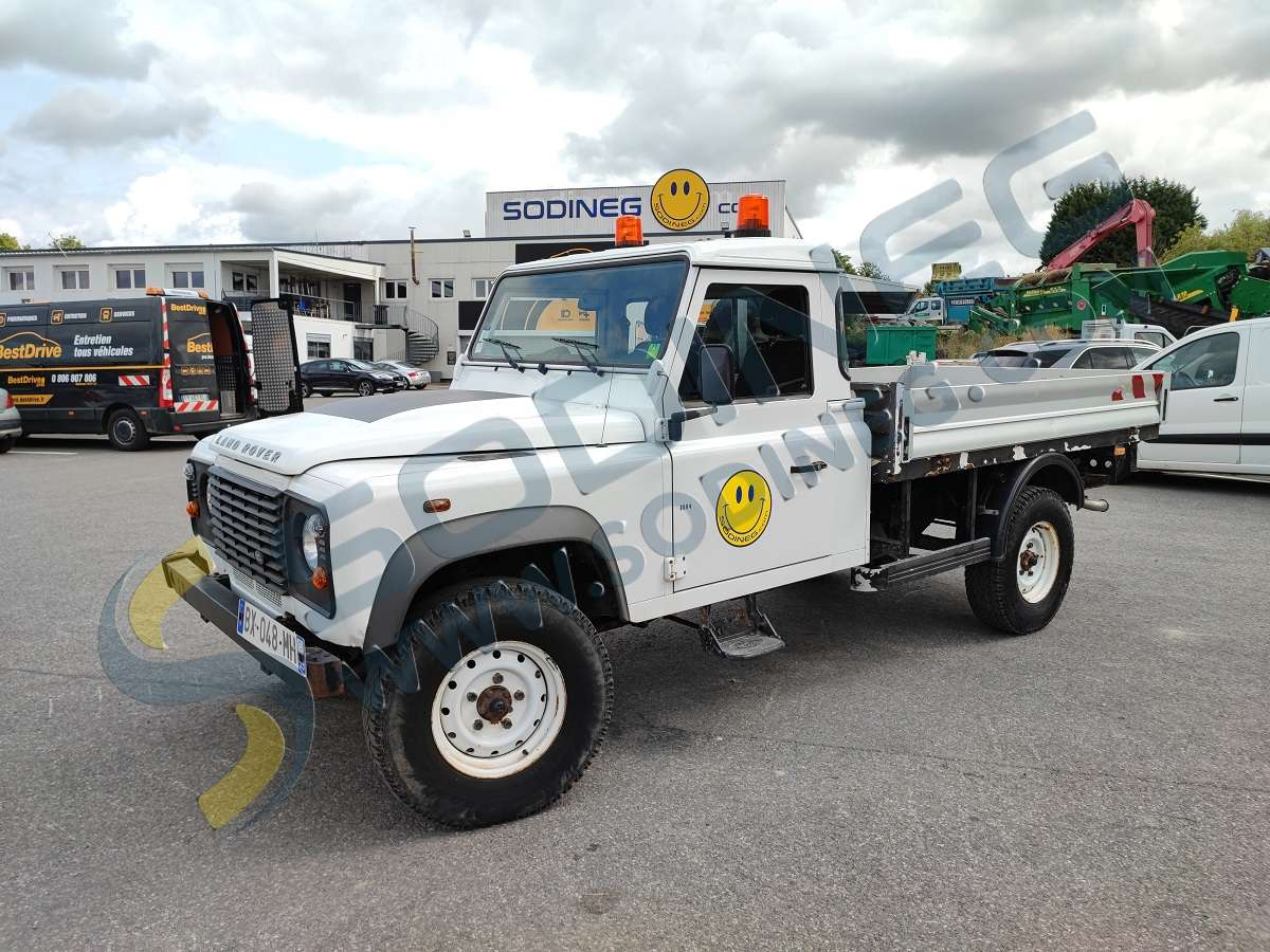 LAND ROVER DEFENDER PICK UP  używane